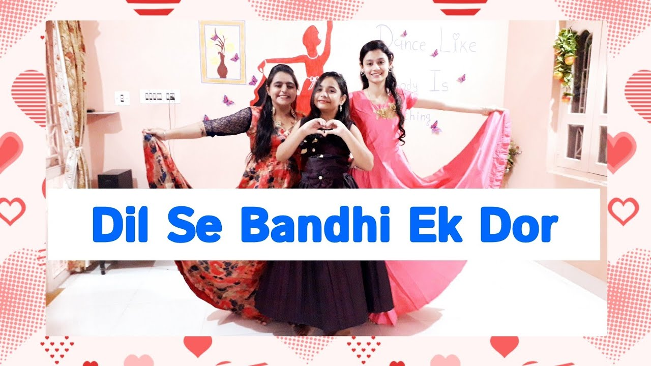 Dil Se Bandhi Ek Dor | Wedding Choreography | Easy Steps | Amisha Modha Choreography