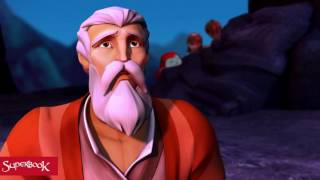 Moses and the Burning Bush - Superbook