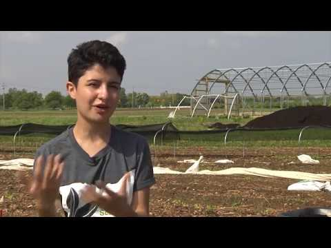 Student Farm: What is a CSA?