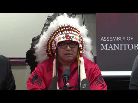 Respecting Treaty Rights To Hunting As Part Of Reconciliation - Press Conference