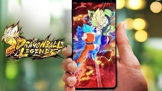 Dragon Ball Legends - Official Gameplay Co-Op Battle PV Trailer