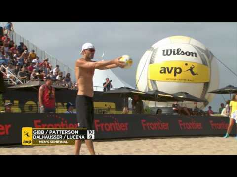 AVP Manhattan Beach Open 2016 Men's Semi-Finals: Both Matches