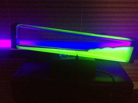 Custom UV Green Adriatic Lava Wave Machine Restoration .WaveMotionMachines.com & Custom UV Green Adriatic Lava Wave Machine Restoration www ...
