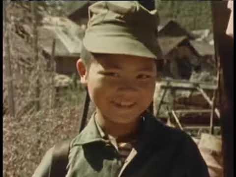 Vietnam: A Television History (Ep-9) Cambodia and Laos