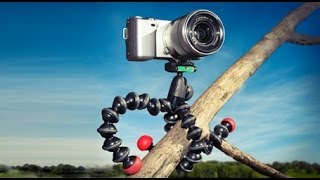 DOUBLE REVIEW: Joby Grip Tight Mount and Gorillapod HYBRID Tripod