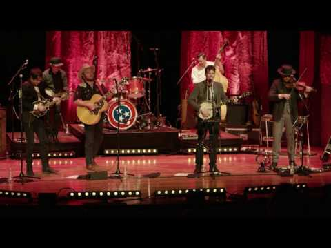 Old Crow Medicine Show performing Blonde On Blonde - Preview