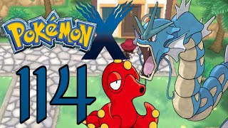 Let's Play Pokémon X - Part 114: Ausflug in die Kontaktsafari