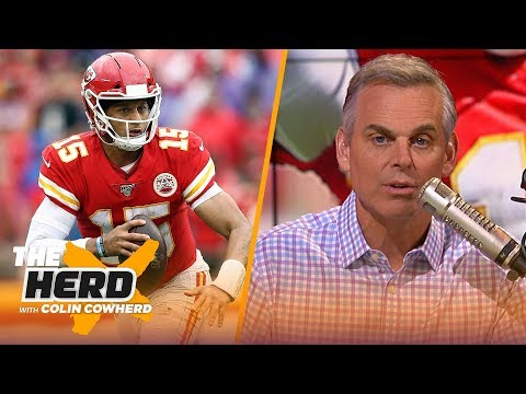 Mahomes will change NFL like Curry changed NBA, how Panthers can transition from Cam | THE HERD