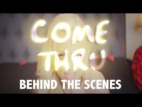 'Come Thru' Katja, Jake, Erika, Amanda, King Bach - Behind the Scenes