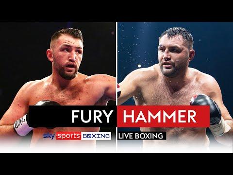 LIVE BOXING! Hughie Fury vs Christian Hammer | FULL FIGHT