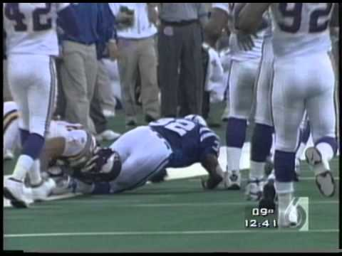 December 2000 - Colts Make Playoffs by Defeating Vikings