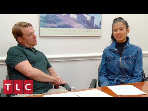 Michael & Juliana Meet With A Mediator | 90 Day Fiancé