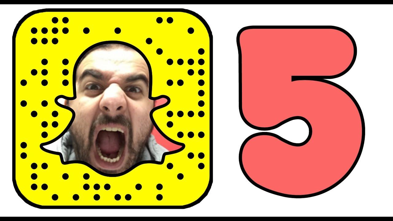 Snapchat: Bir Hesabı Takip Etmek