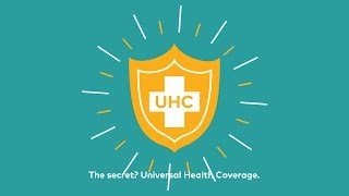 Teach others about Universal Health Coverage