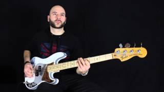 Ace Of Spades - Motörhead - Carlo Minonni - Bass / Guitar Cover