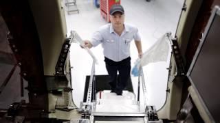 Embraer MRO Maintenance- Jet Aviation St. Louis