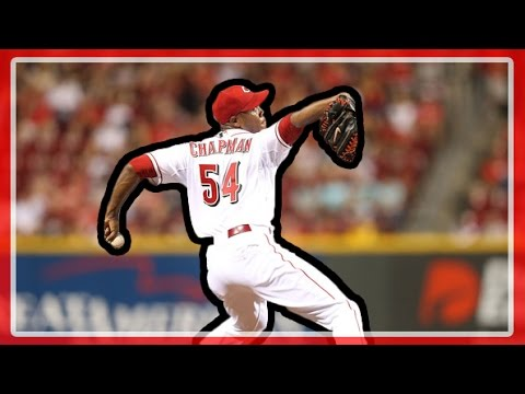 MLB: Best of Aroldis Chapman (HD)