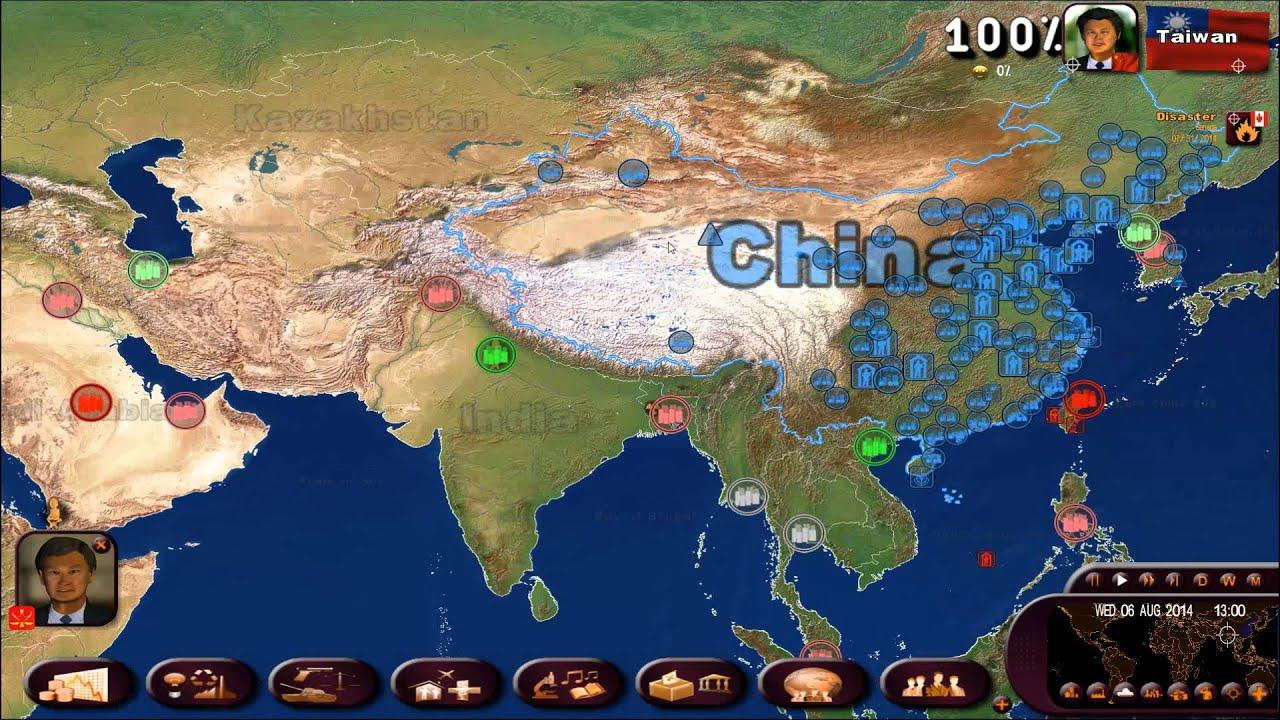 Geopolitical simulator 3 - China - [4] Amizades ...
