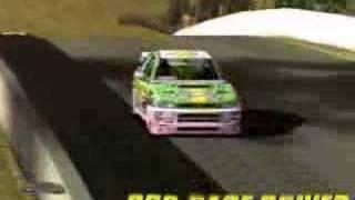 TOCA Series - Pro Race Driver