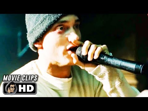 8 MILE Clips - Rap Battles (2002) Eminem