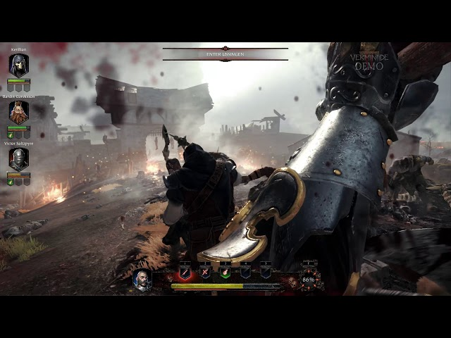 Warhammer: Vermintide 2 (видео)