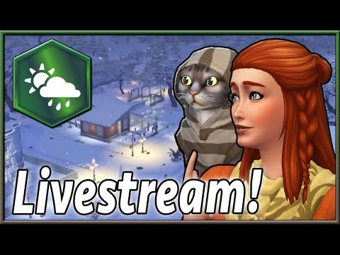 The Sims Info/Thoughts: Seasons Livestream Facts, Cats & Dogs Get Hot or Cold! thumbnail