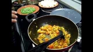 Matar Paneer Recipe, Indian Cottage Cheese And Green Peas
