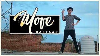 Gambar cover Move Song  ||  Dance Video  ||  Raftaar  || Mr. Nair  || Saurabh Lokhande || Covered By Ideal Adarsh