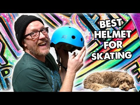 S1 HELMET REVIEW / WAREHOUSE TOUR - Planet Roller Skate Ep. 32