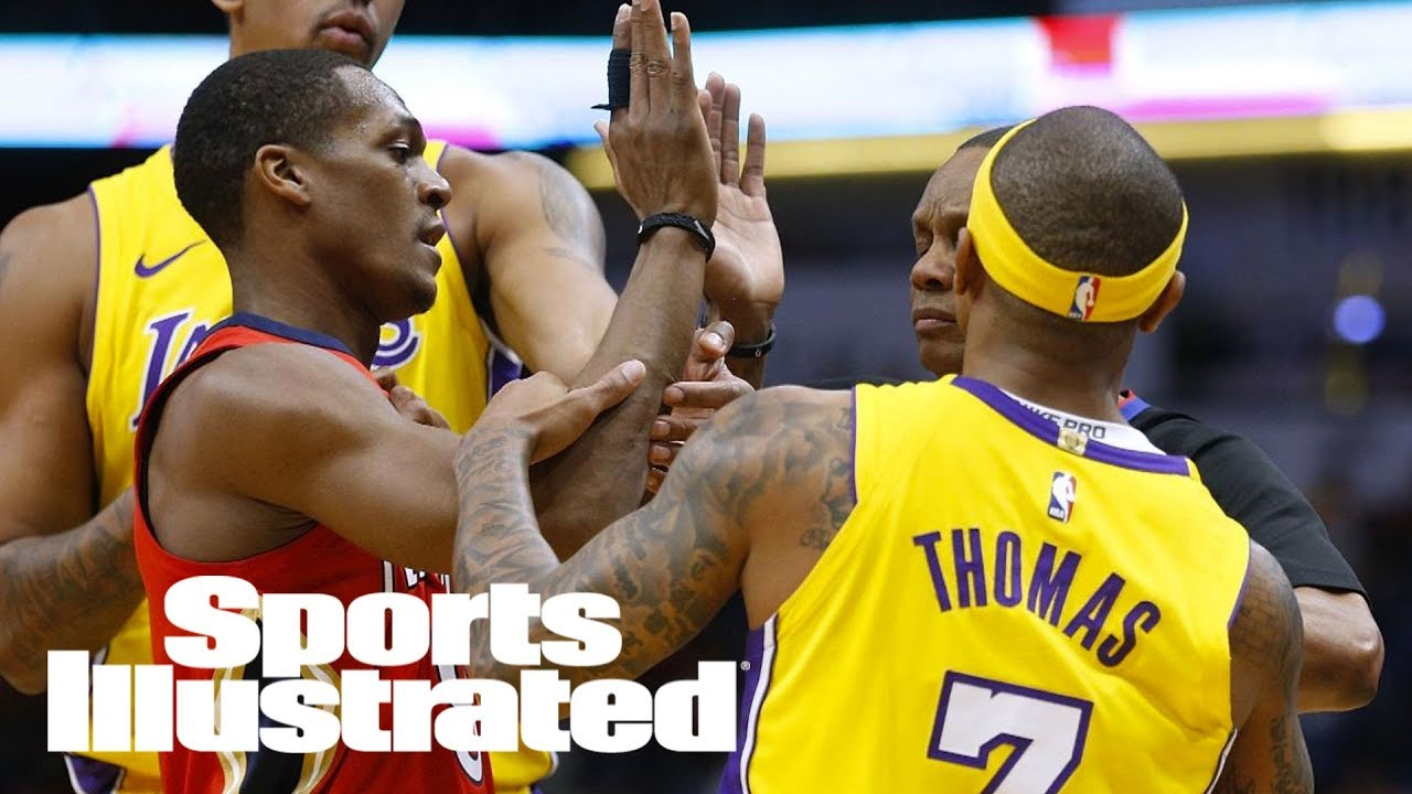 rajon-rondo-isaiah-thomas-ejected-after-spat-over-tribute-video-si-wire-sports-illustrated