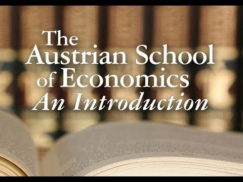 History of the Austrian School of Economics | Ludwig M. Lachmann
