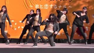 女子大生のダンス 2016年11月 (その8)