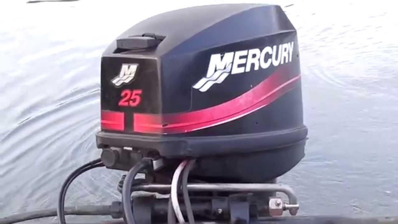 1536 Aluminum Jon Boat Paired With 02 Mercury 25 Hp Youtube