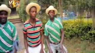 ari na ukakamavu mwanamuziki amos barasa wa bindu bichenjanga