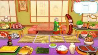 Cake Mania: Main Street - Sumo Sushi Day 25