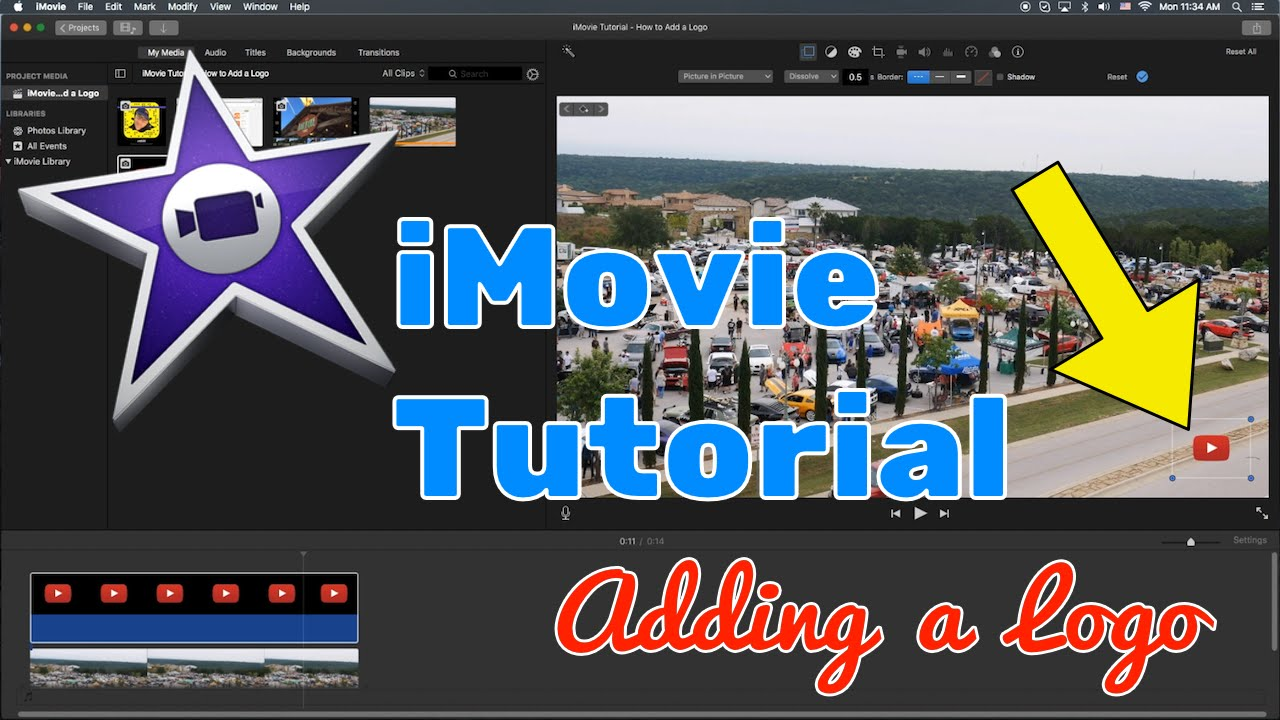 video da youtube su imovie