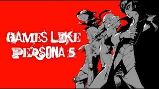 Games Like Persona 5   Shin Megami Tensei Games And More