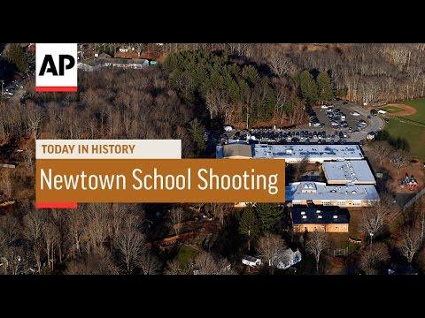 Newtown School Shooting - 2012 | Today in History | 14 Dec 16