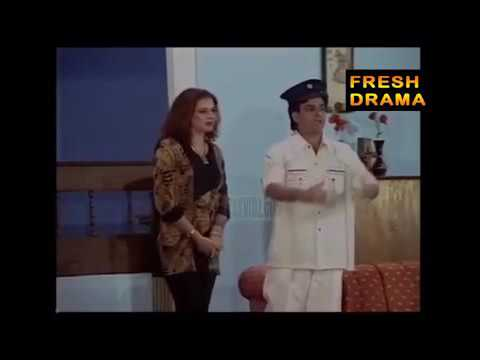 Teddy De Pange    Full Pakistani Stage Drama   Amanullah   Mastana   Tariq Teddy   Hot Nargis funny