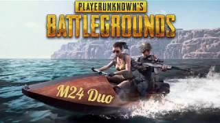 PUBG M24 Duo Dinner (feat: Backdoor Dan)