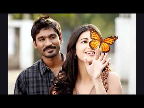 3 Movie Touching BGM Ringtone  Dhanush & Shruthi Hassan