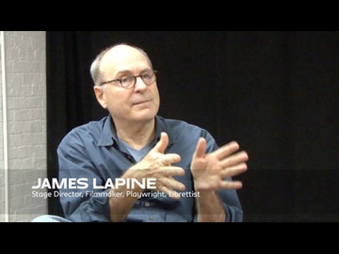 About the Work: James Lapine  School of Drama