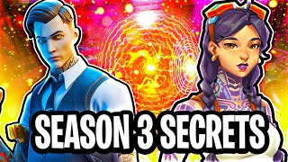 Season 3 Fortnite: 10 Things YOU NEED TO KNOW First!