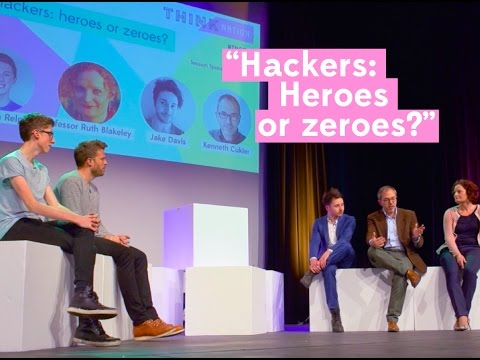 Hackers: heroes or zeroes?