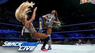 Naomi vs. Carmella: SmackDown LIVE, March 13, 2018