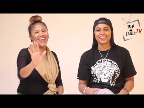 DJ Shante' Williams | On The Rise To FAME | Interview | Fun Questions | Tea Table Tv