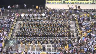 Southern University Marching Band - He Loves Me - 2015