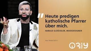 Harald Glööckler darüber, warum katholische Pfarrer über ihn predigen // 3nach9