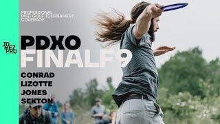 2019 PDXO | FINALF9 | Lizotte, Conrad, Sexton, Jones