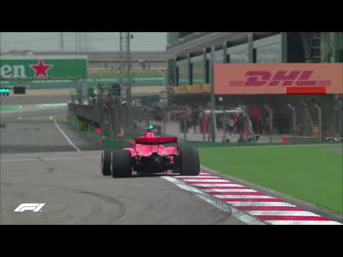 2018 Chinese Grand Prix: FP1 Highlights